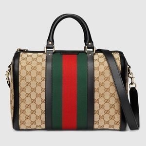 Gucci Boston satchel
